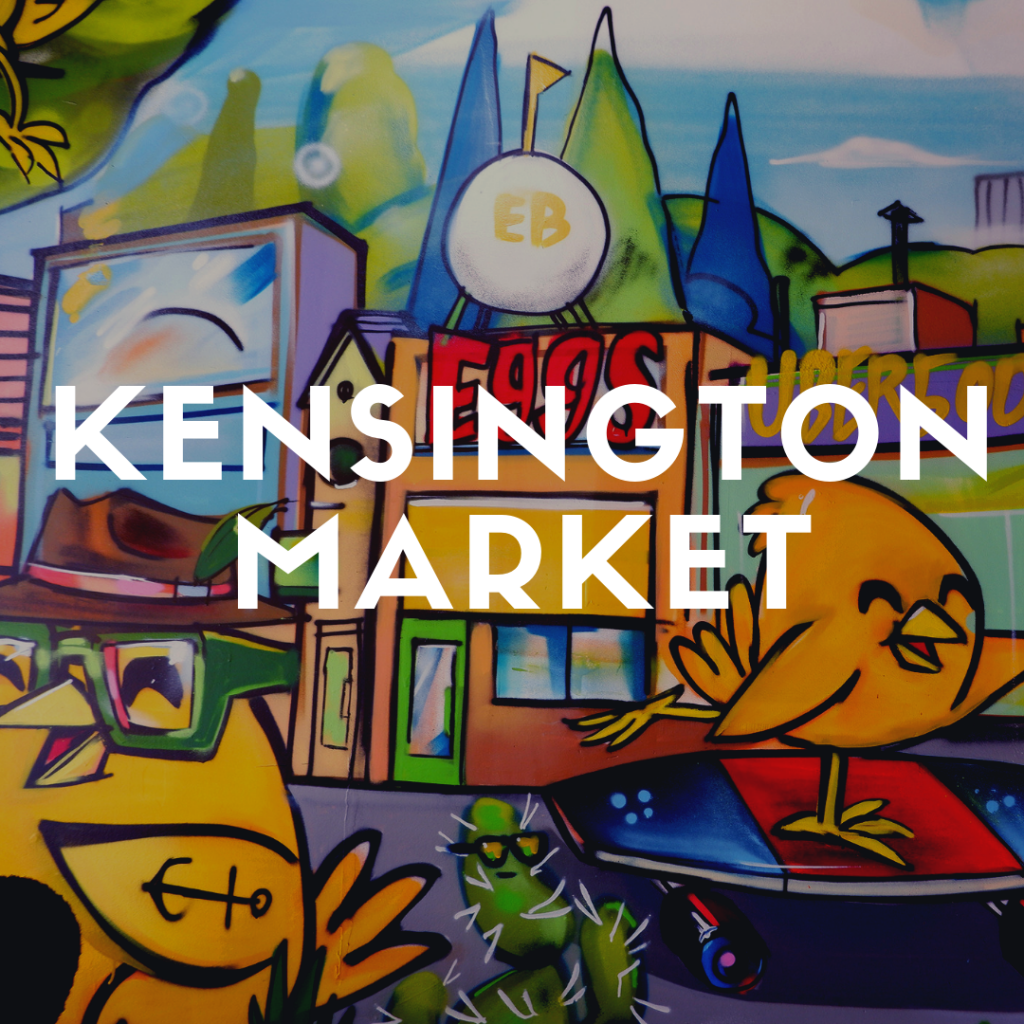 Kensington Market Guide