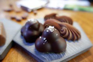 Eating Through TO Toronto Food Tours Chocolate Coffee at Soma