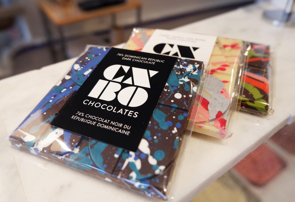 CXBO Chocolates Chocolate Bars