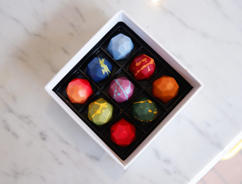 CXBO Chocolates Truffle Box
