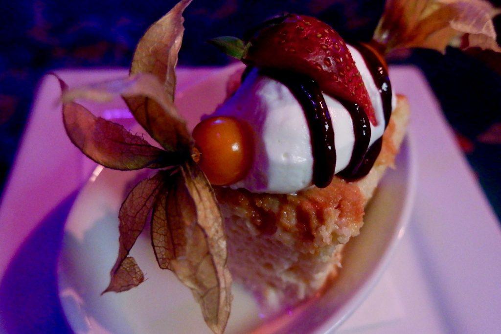 tres leches cake lula lounge toronto
