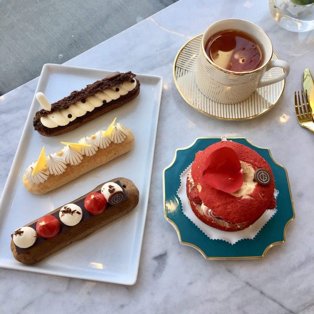 Queen West Pastry Crawl Toronto Food Tour Nugateau