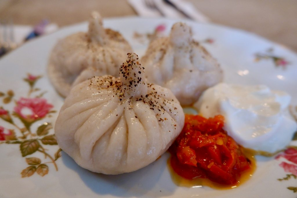 Khinkali Georgian Dumplings Toronto Ossington Stop Eating Through TO