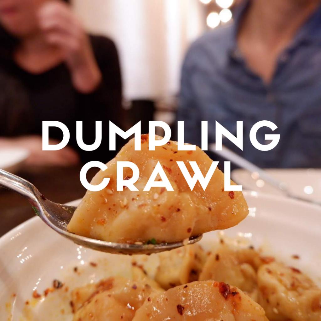 Eating Through TO Toronto Chinatown Dumpling Crawl