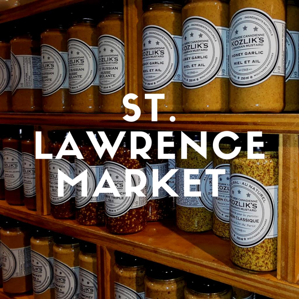Eating Through TO Toronto St. Lawrence Market Tour