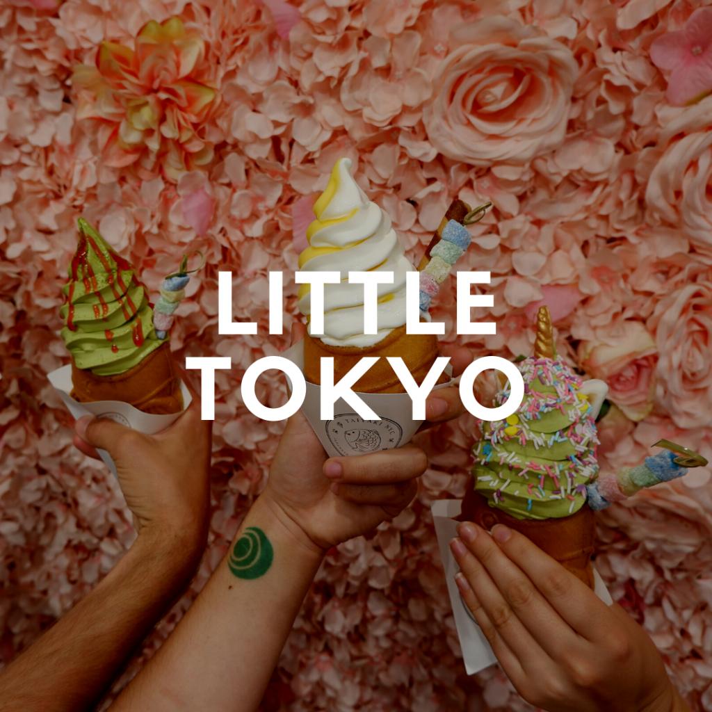 Eating Through TO Toronto Taste of Little Tokyo Food Tour