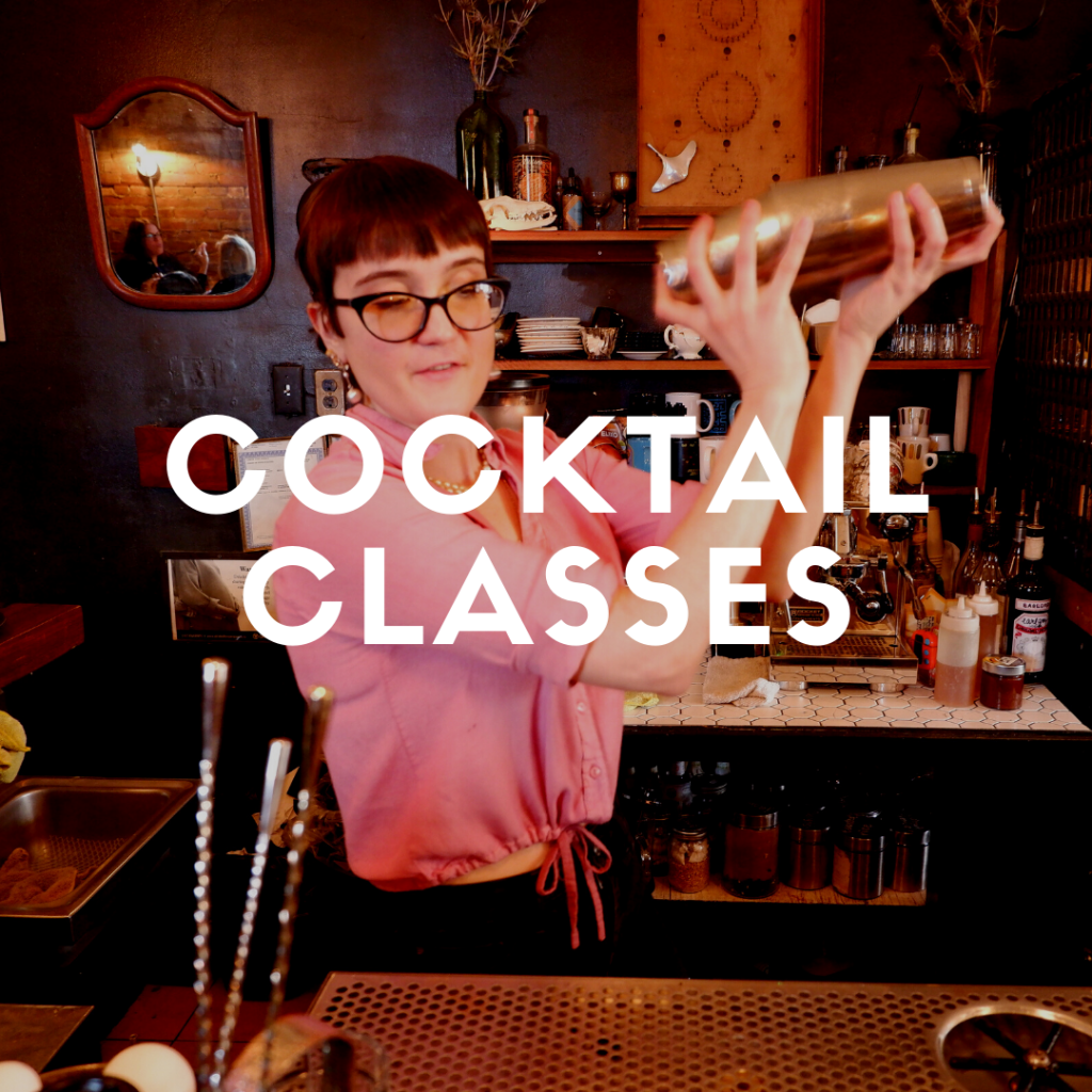 Eating Through TO Toronto Cocktail Classes
