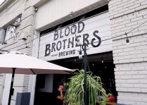 Eating Through TO Blood Brothers Brewing