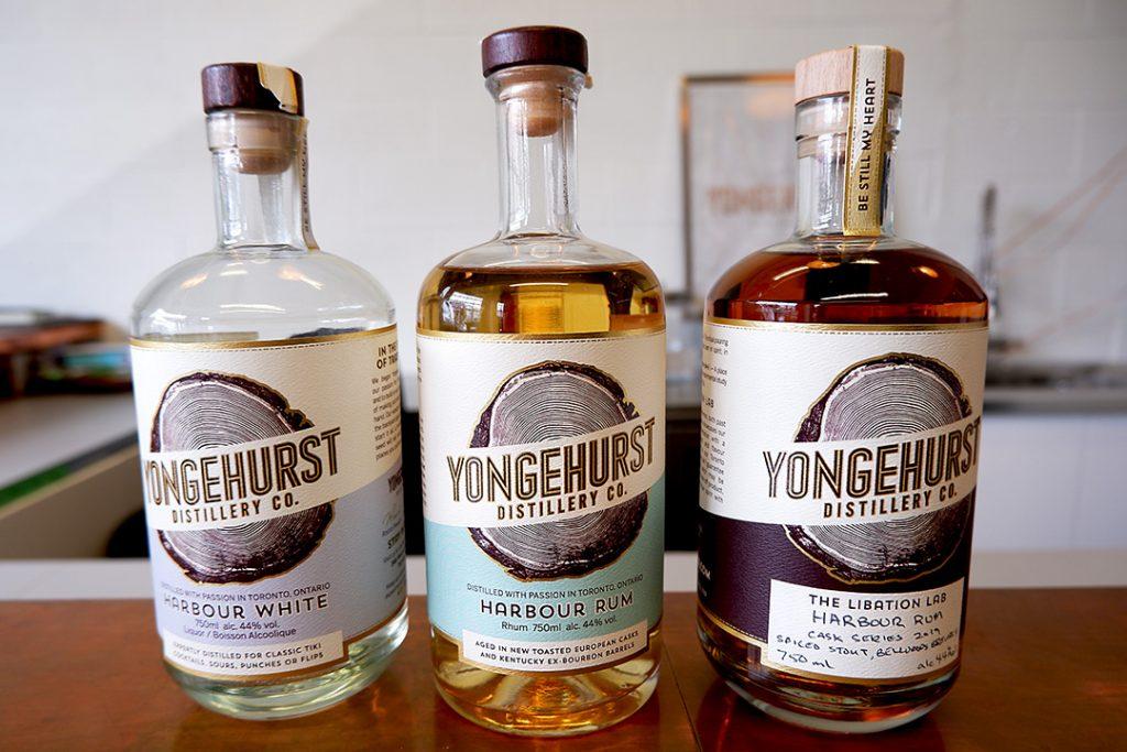 Eting Through TO Yongehurst Distillery Rum
