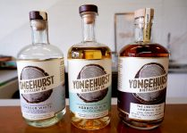 Eting Through TO Yongehurst Distillery Rum