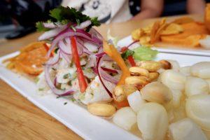 Peruvian Ceviche Toronto Latin Tate Kensington Market