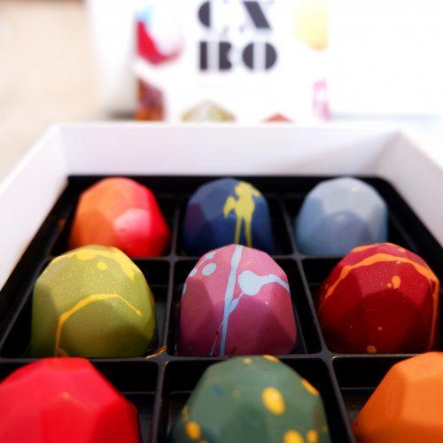 CXBO Chocolates by Brandon Olsen
