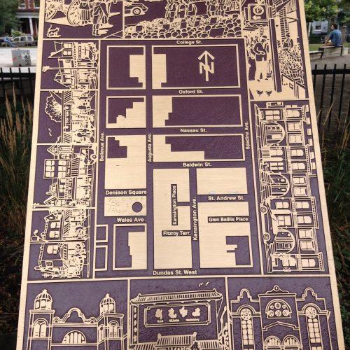 Kensington Market Map