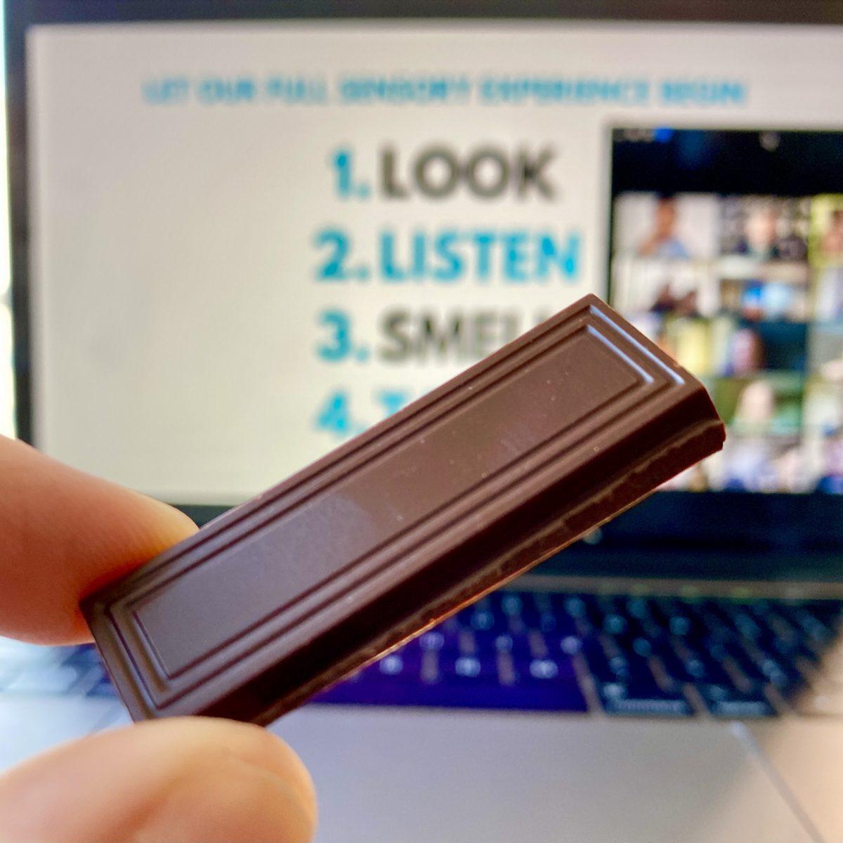 Virtual Chocolate Tasting Single Origin