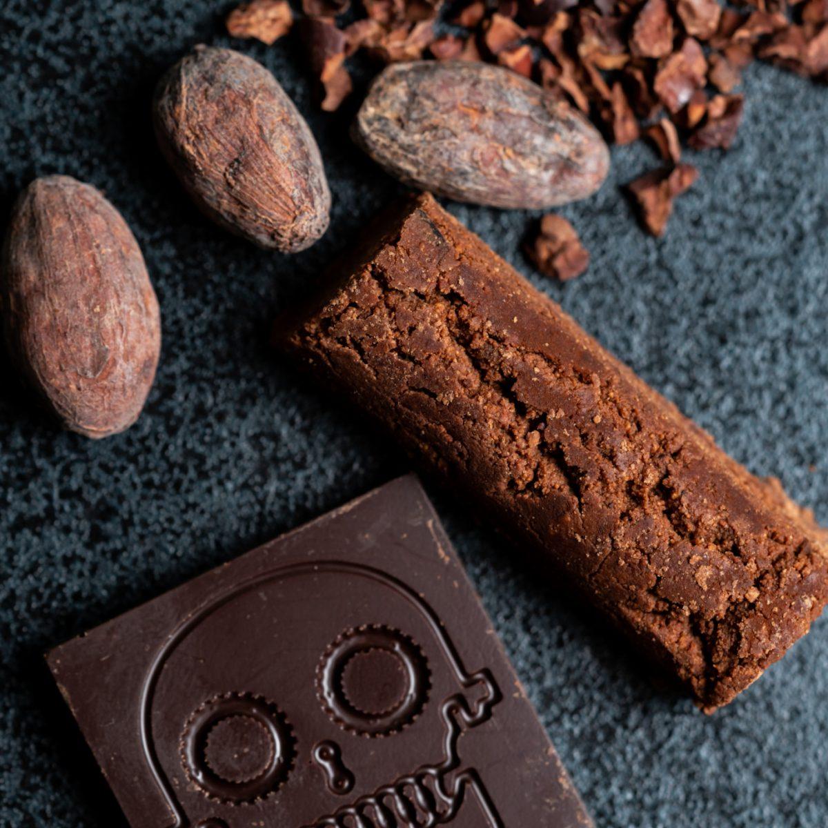 Virtual Chocolate Tasting Untempered Chocolate
