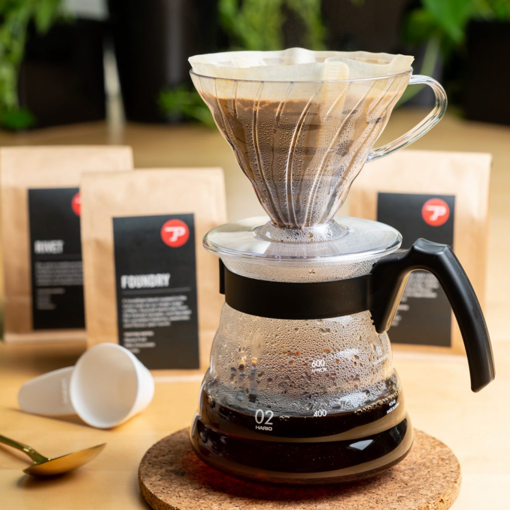 Virtual Coffee Tasting HarioPour Over-1