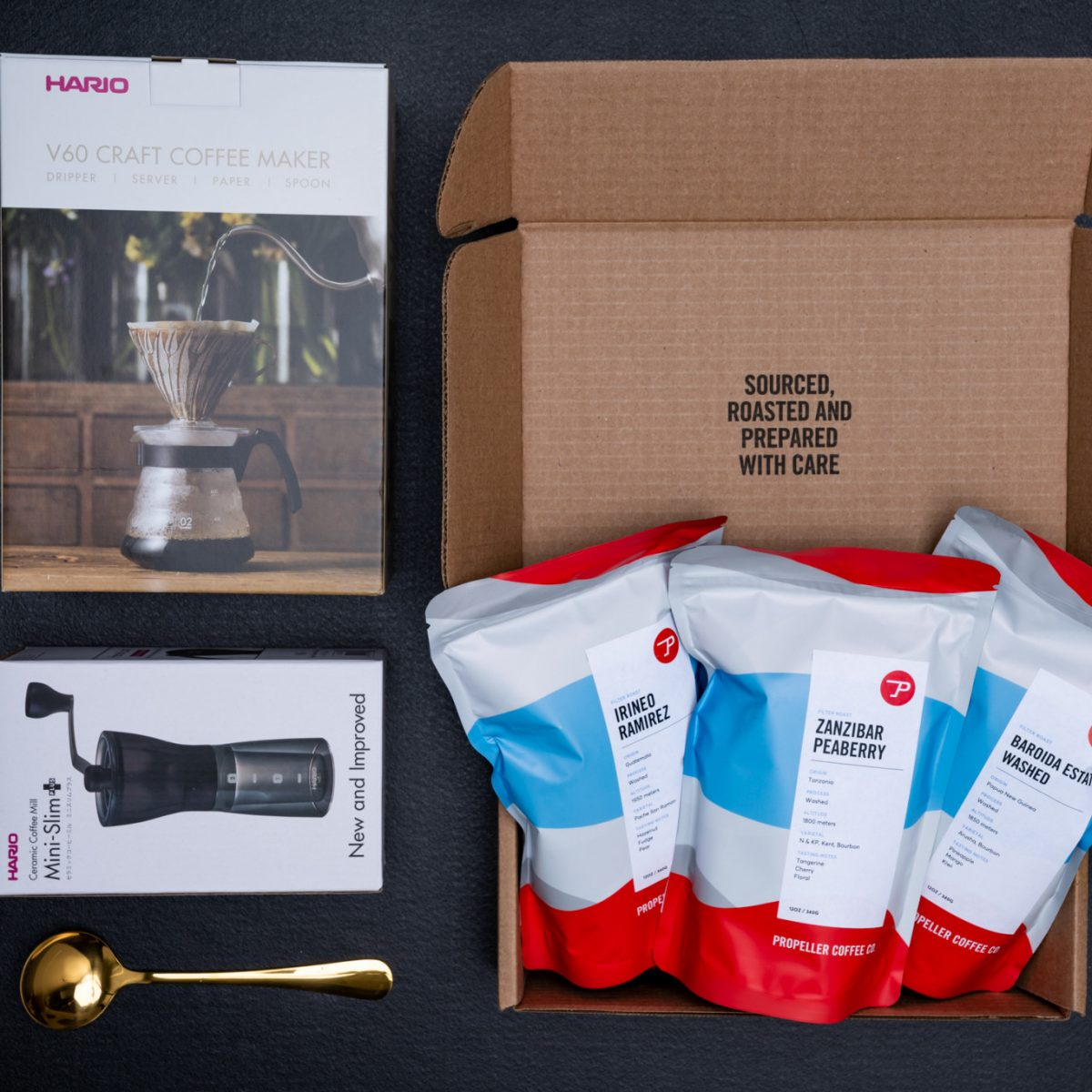Virtual Coffee Tasting Single Origin-1