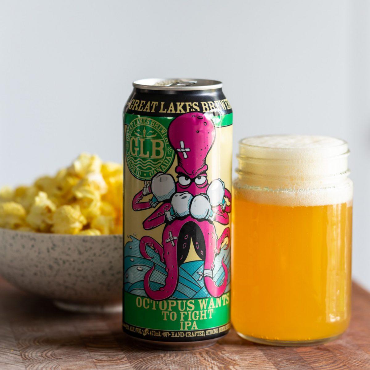 Virtual Craft Beer Tasting with Popcorn-3