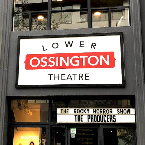 lower ossington theatre